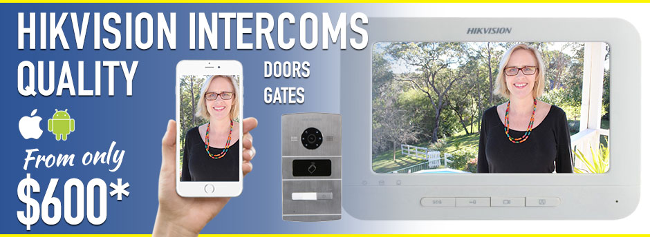 Intercoms Perth